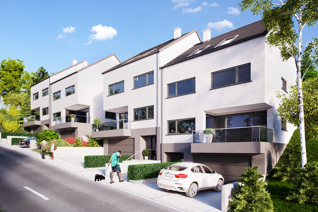 4 houses in lorentzweiler luxembourg for Luxembourg house